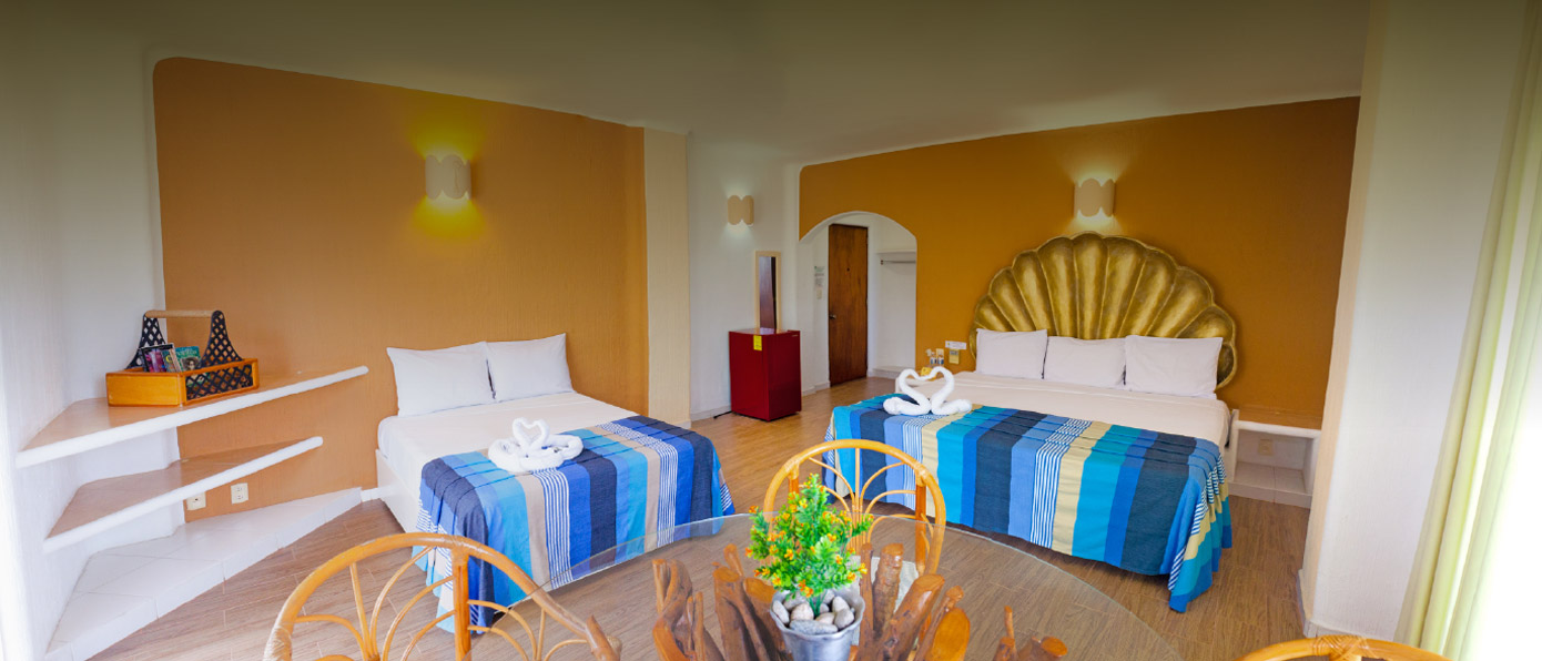 hotel bahia huatulco mexico bay room family vacations single
