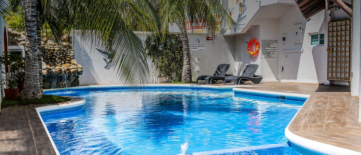 hotel bahia huatulco mexico bay room beach cheap oaxaca puesto escondido