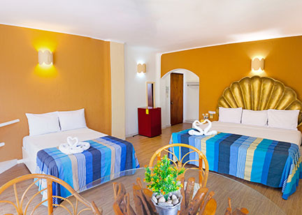 hotel bahia huatulco mexico bay room family jr suite big