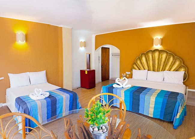 hotel bahia bay huatulco mexico beach jr suite cheap room acommodation